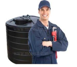 تنظيف خزانات المياه بالطائف مع التعقيم
