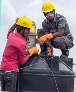 شركة غسيل خزانات المياه بنجران